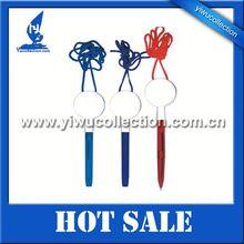 lanyard neck pen,custom pen lanyard