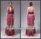 2014 new model women evening dress