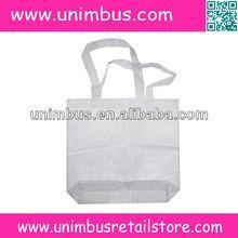Mini Sheer Organza Tote White Wedding Bridal Shower Favor Gift Bag