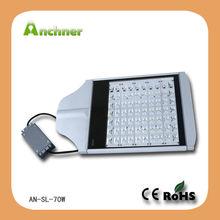 IP65 70w LED Street Light Meanwell driver&Bridgelux chip