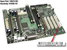 158272-001 SYSTEM BD IO BOARD PIII AP550 computer motherboard