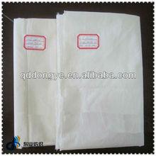 "100% Cotton High Density White Poplin Fabric 40*40 133*72 57/58"""