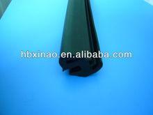 Glass shower door plastic seal strip,rubber strip sliding door seal