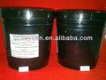 No- tóxico y de la inocuidad de tipo adicional de dos componentes ky-988 líquido de silicona de caucho para la industria textil y de la tela de revestimiento