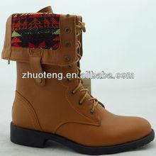 moda posteriore con zip stivali signore
