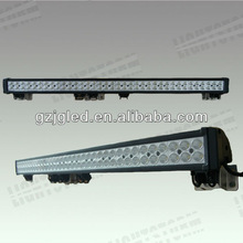 216W Auto led off road light bar off road atv parts