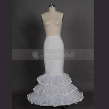 P9309-3 Hot Sale full length Fishtail Petticoat