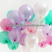 Mini oder quanlity wedding stage balloon decoration