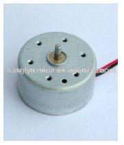 Moteurs à courant continu micromotor, basse tension dc brossé moteur mini, fabricant de la chine moteur dc mini