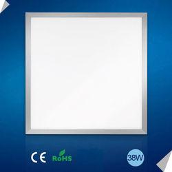 Energy Saving Office Lighting 38W 600 600mm led light panel in zhongtian