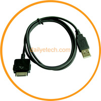 1m 2 in 1 USB Sync Charger Cable For Microsoft Zune from Dailyetech