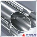 6063/6061 t5 t6 de alumínio de espessura de parede sem emenda do tubo/pipe