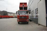 Dongfeng 6x4 20-30T dump truck height