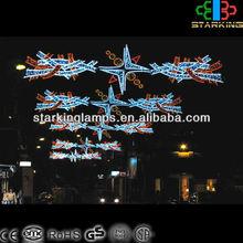 2012 newest design LED motif light street decoration