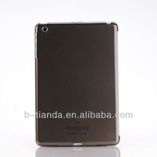 Hot Sold crystal pc case for apple ipad mini