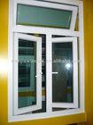 economical pvc windows double glass foshan factory wholesale price