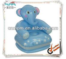 hot sale kids chair,child pvc animal sofa,inflatable elephant sofa
