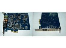 CREATIVE SB1040 7.1 channel sound card 90%new X-Fi Xtreme Audio PCI-E card