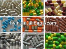 gelatin empty printed capsules