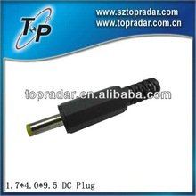 1.7*4.0*9.5mm DC Plug (Mono plug 3.5 MM MONO PLUG TO 6.3MM MONO FEMALE )