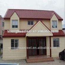 Stone Coated Asphalt Shingle Roof Tile