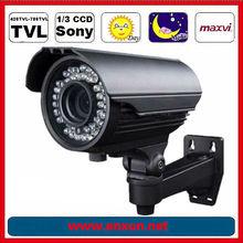 SONY 420-700 TVL 2.8-12mm lens outdoor camera housing