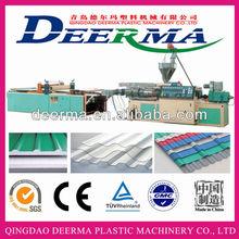 PP/PC/PVC corrugated sheet plastic extrusion machine/machine plastic