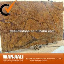 Rainforest Golden Granite Slab