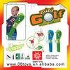 Mini golf putting carpet golf club components