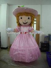 Hot sale Backyardigans mascot costumes for adults