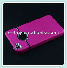 Luxury Skin Chrome case for iphone 4 /5