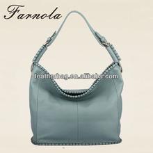 solid color tote women korean style handbag wholesale