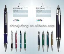 Classical design metal chrome pen