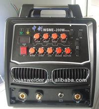 MOSFET AC/DC Pulse TIG/MMA Welder/ Welding Machine(WSME-200)