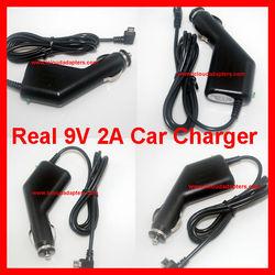 LA-920 High Quality 2.5mm 9V 2A Car Charger