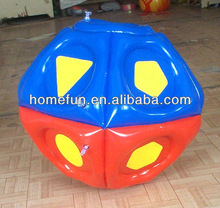 inflatable vinyl outdoor /indoor toys for baby castle/kid ball house