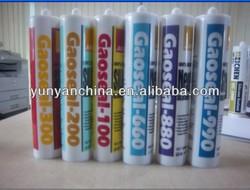 Silicone Sealant adhesive