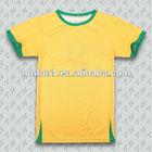 Yellow Blue Color Combination Polo Shirt