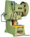 C- quadro prensas pneumáticas power com mesa fixa, horizontal do virabrequim, segurança válvula duplex
