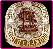 America Fashion St.Louis Cardinals baseball world championship replica rings customized (R109474)