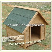 SDD04 wooden dog enclosures