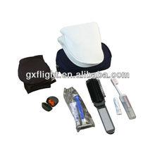 Men disposable airline travel Kit ,inflight amenity kits
