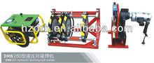 large diameter PE/PPR/PP/PVDF pipe welding machine