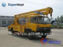 10-22m big overhead operation trucks tree pruning equipments for sale