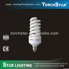 Energy saving full spiral E27 32W bulb