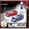 Novelty rocket 5 channel 1:43 Mini Diecast rc car RCY144537