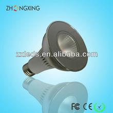 13W dimmable cob par38 led par light gu24 PAR38 LED