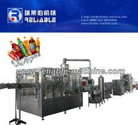 new arrival cola bottle filling machine/carbonated beverage bottled processing line/plant
