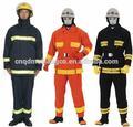 la lucha contraincendios ropa de protección