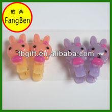 Fashion Girls Hair Ornament Band with Clip (FB014519)